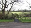 Bridge and stile